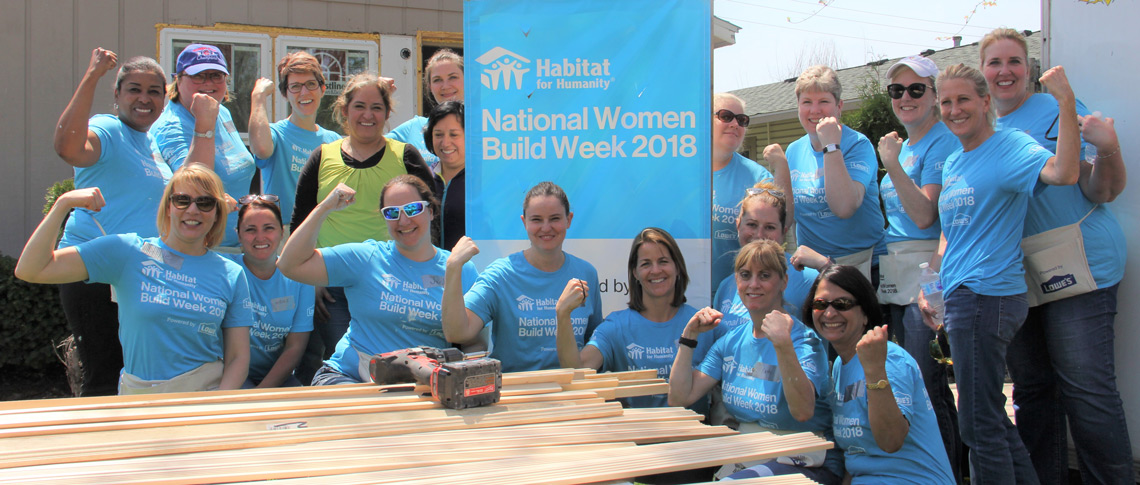 2019 Women Build Slide 1
