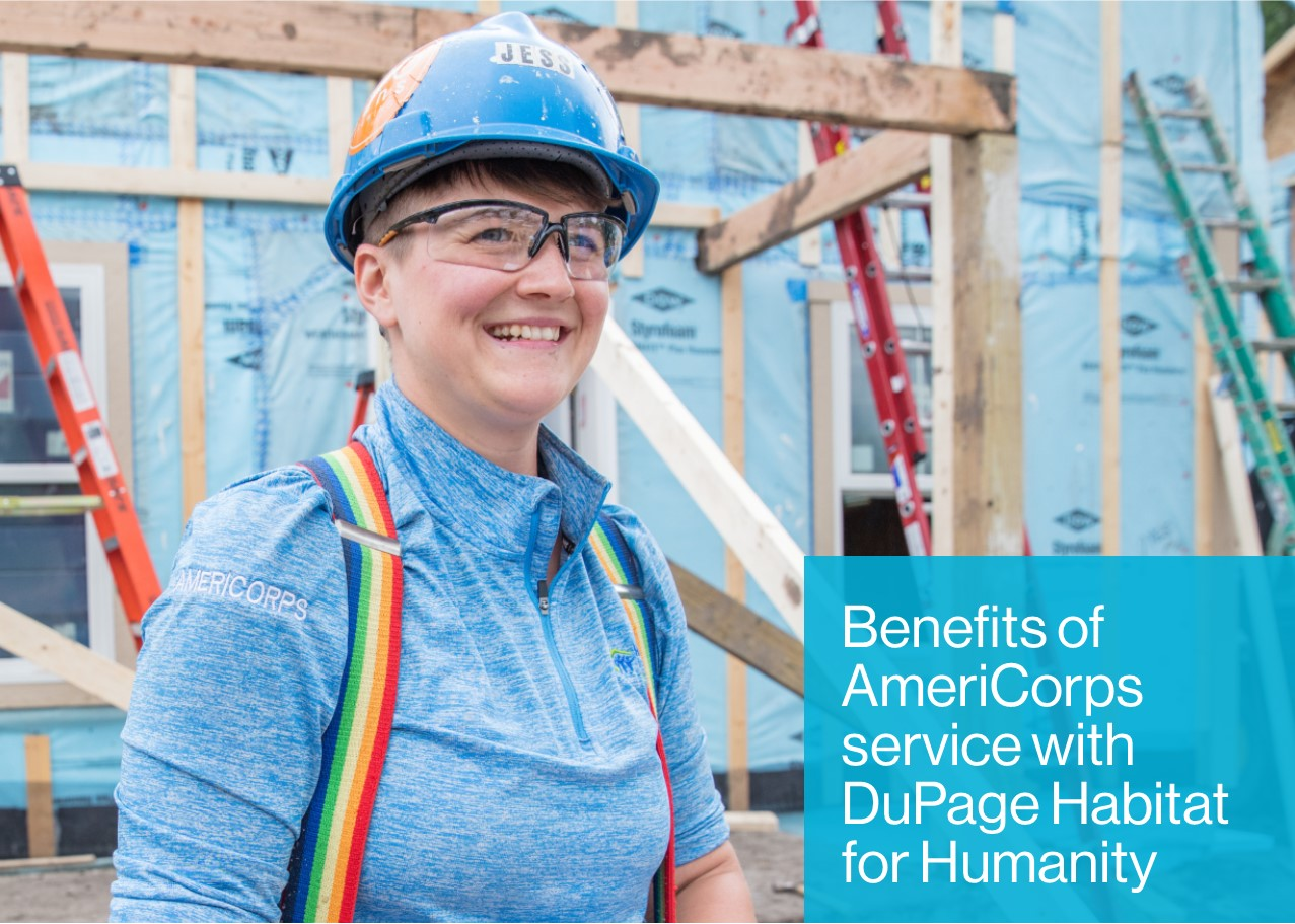 Benefits of AmeriCorps Service