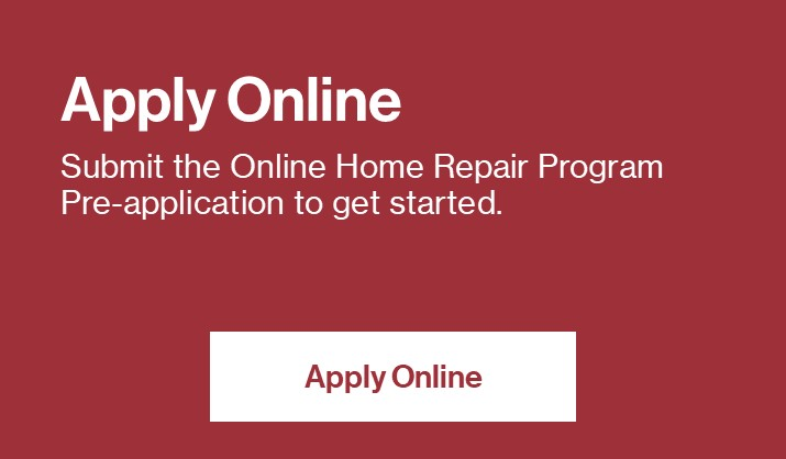 Apply for a Home Repair Button