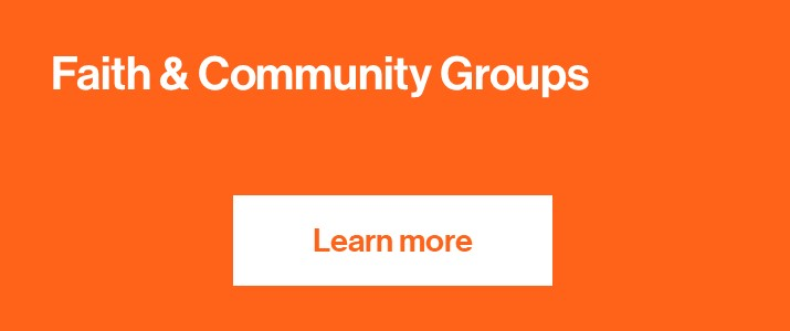 Faith and Community Groups