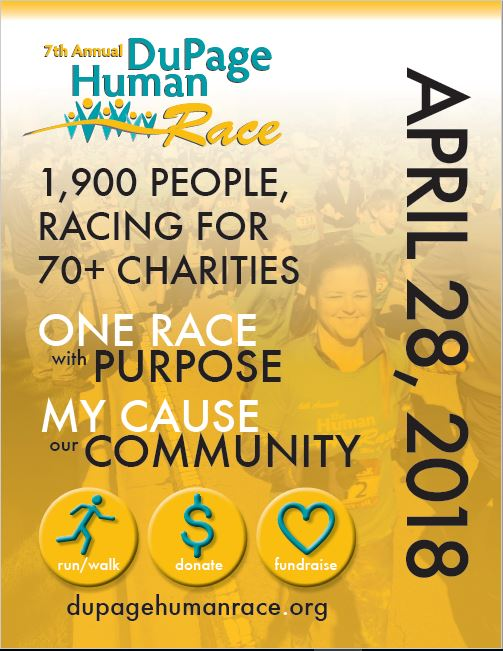 DuPage Human Race General Flyer