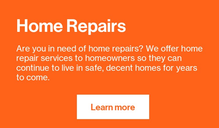 Home Repairs Homeowners Button