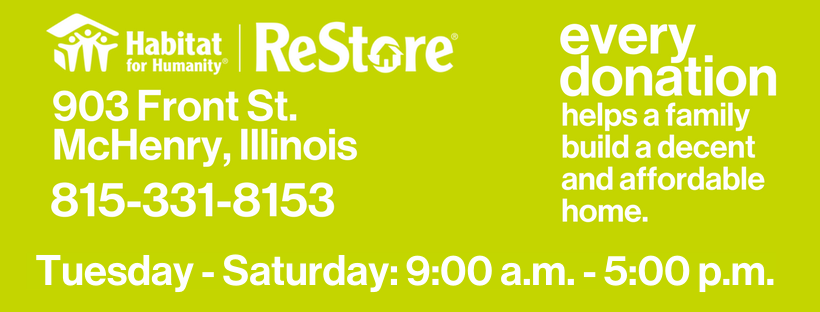 McHenry Restore location