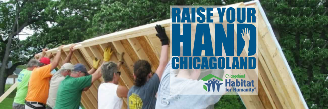2014 Raise Your Hand Chicagoland (#RYHC)