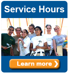 volunteer service hours