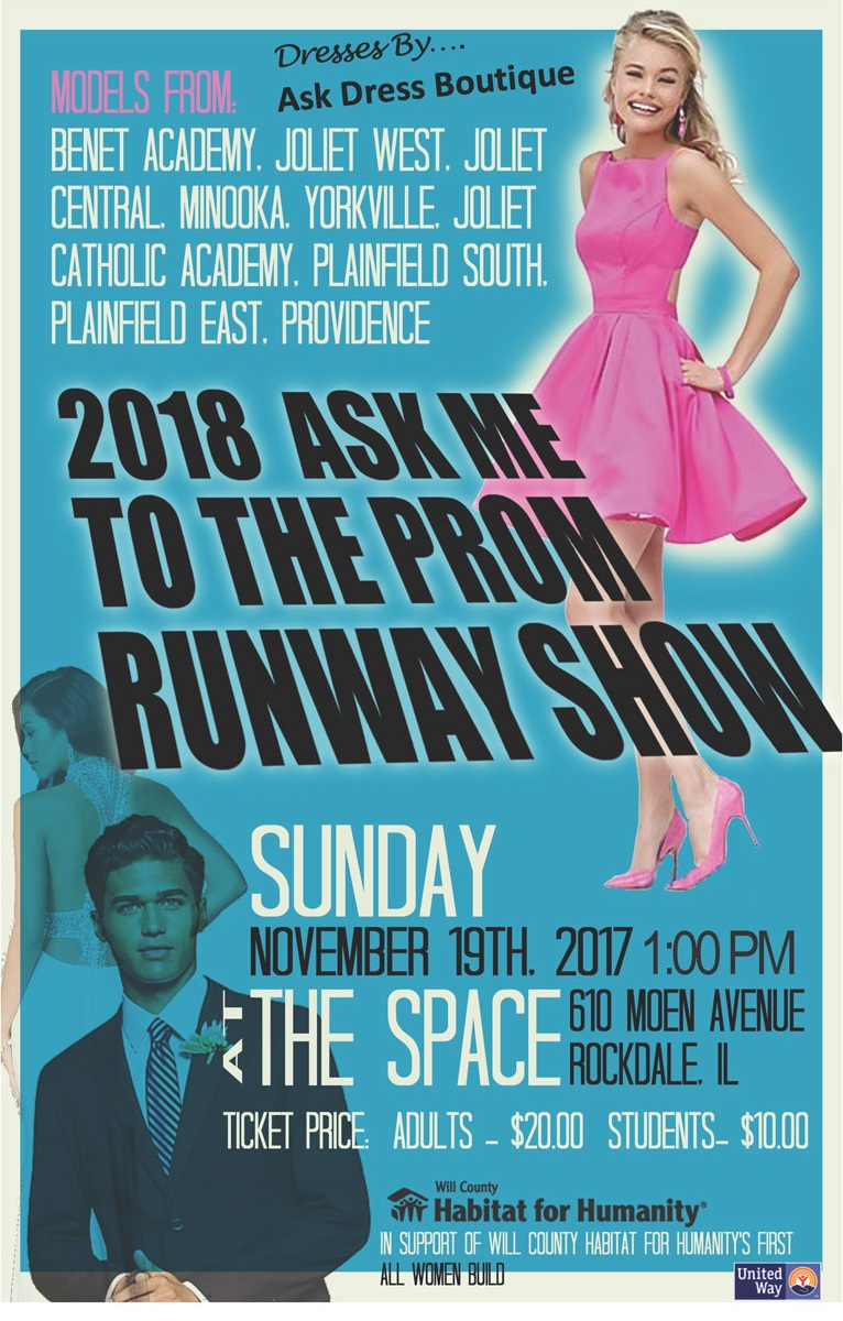 2018 Ask Me To The Prom Runway Show