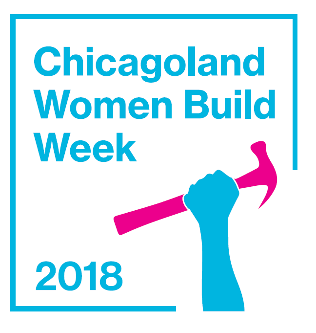Chicagoland Women Build Week
