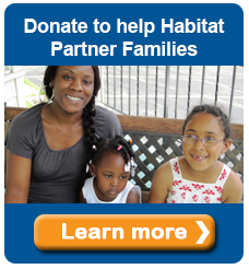 donate help habitat partner family