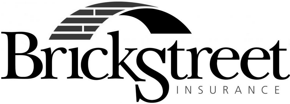 BrickStreet Insurance BW Logo